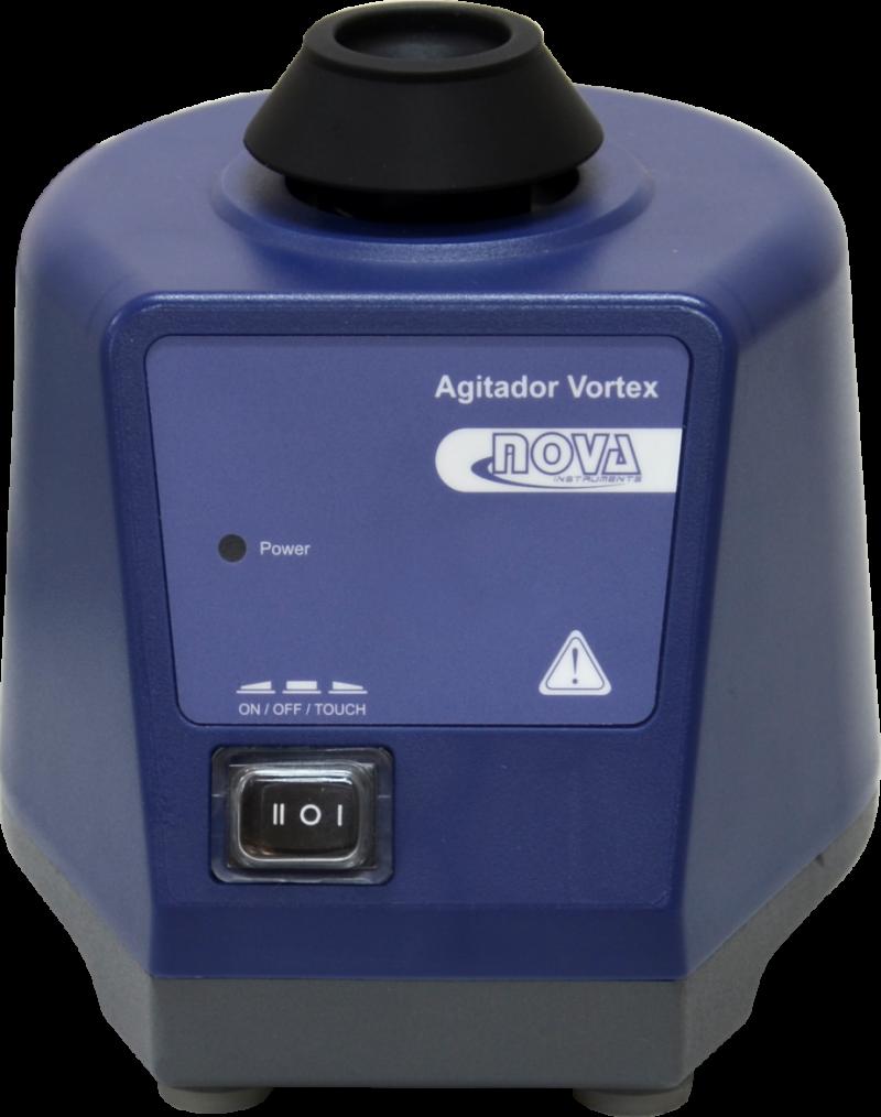 NI 1058 – Agitador de Tubos Vortex – Velocidade Fixa