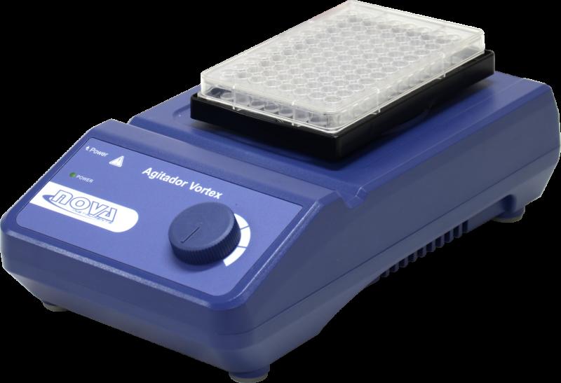 NI 1060 – Agitador Vortex para Microplaca