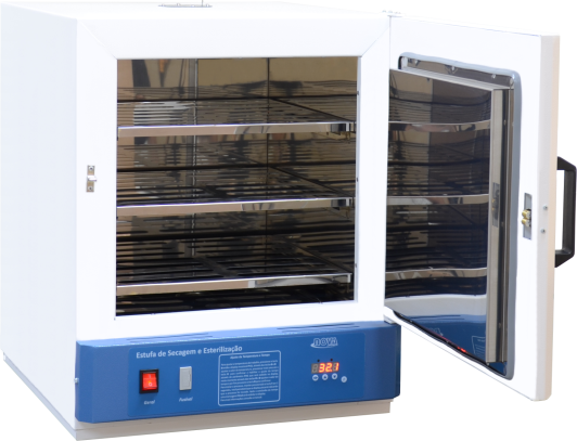NI 1511i – Estufa de Secagem Digital Inox 27L