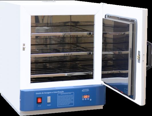 NI 1516i – Estufa de Secagem Digital Inox 280L
