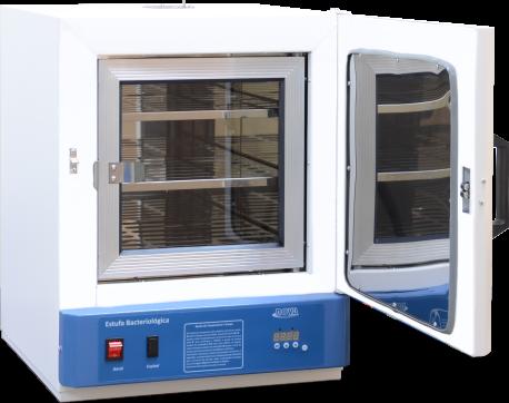 NI 1524i – Estufa Bacteriológica Digital Inox 100L