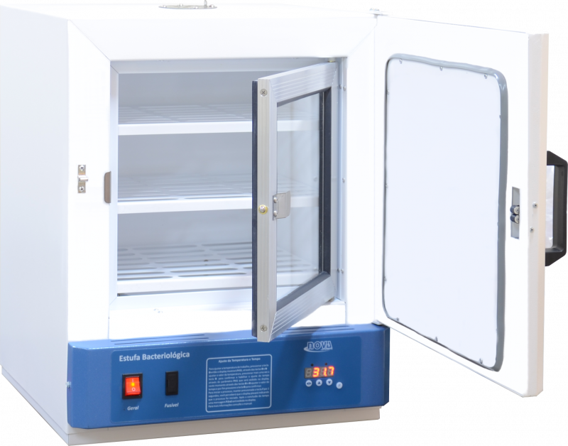 NI 1525 – Estufa Bacteriológica Digital 150L