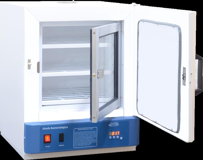 NI 1526 – Estufa Bacteriológica Digital 280L