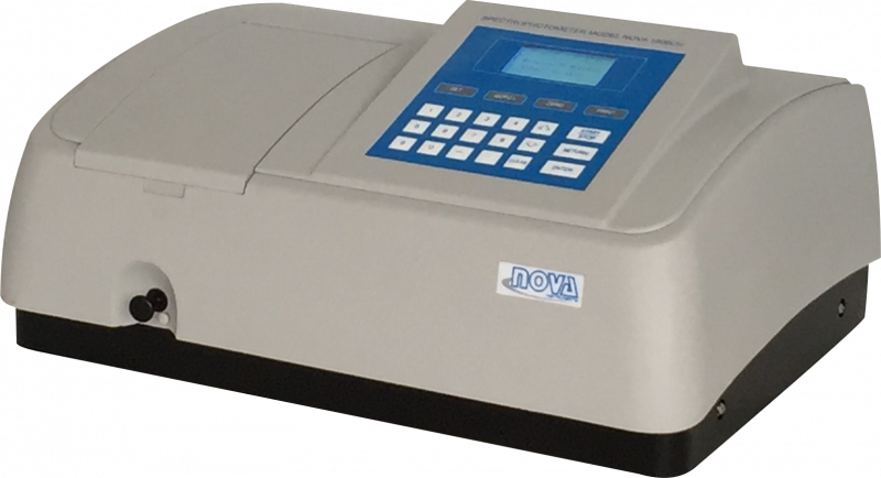 NI 1600UV – Espectrofotômetro UV-VIS (190- 1100nm)