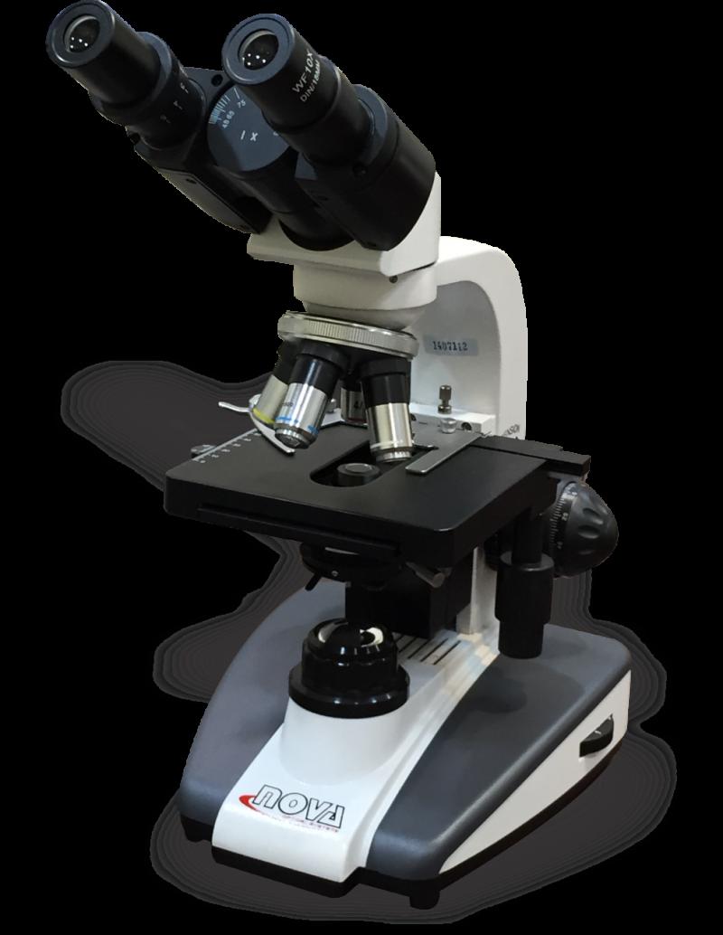 NOVA 136 – Microscópio Biológico Binocular