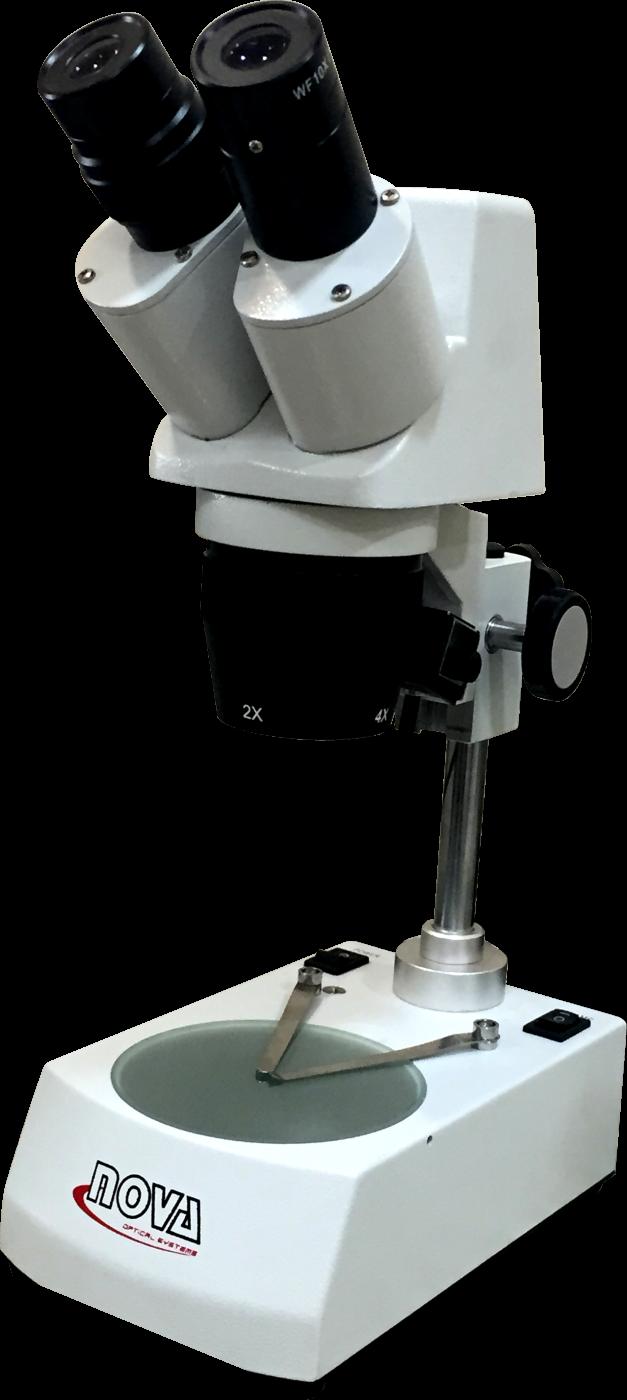 NOVA ZTX-T – Microscópio Estereoscópio Trinocular Zoom Contínuo 40x