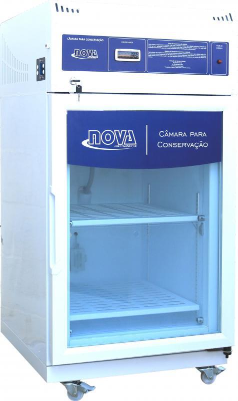 Camara de conservação de vacinas 120 litros