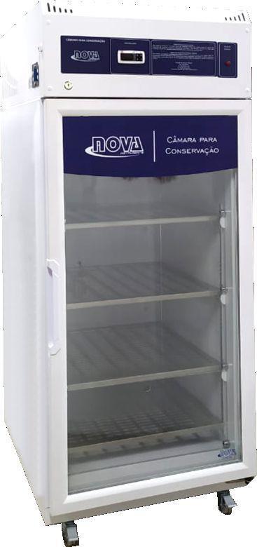 Camara de conservação de vacinas 280 litros