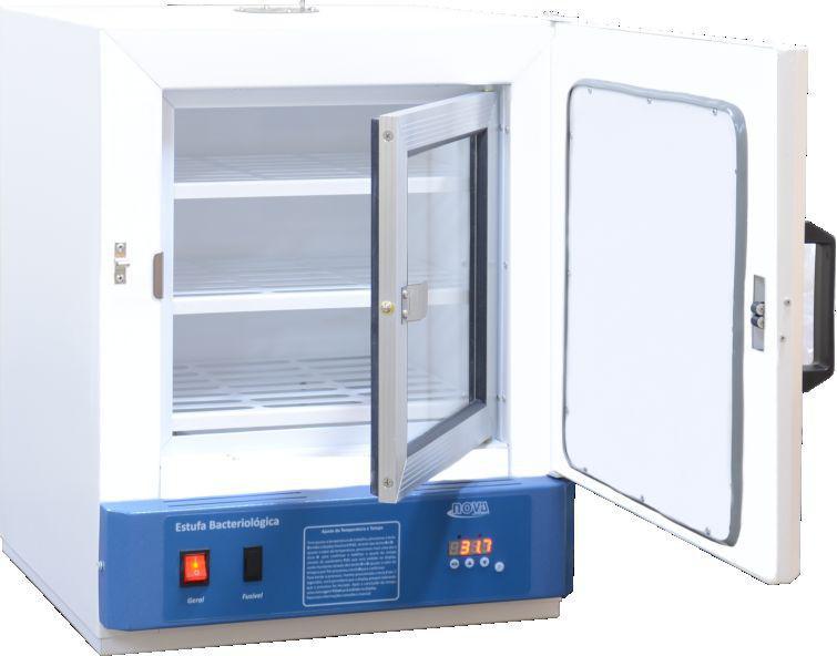 Estufa bacteriologica 40 litros