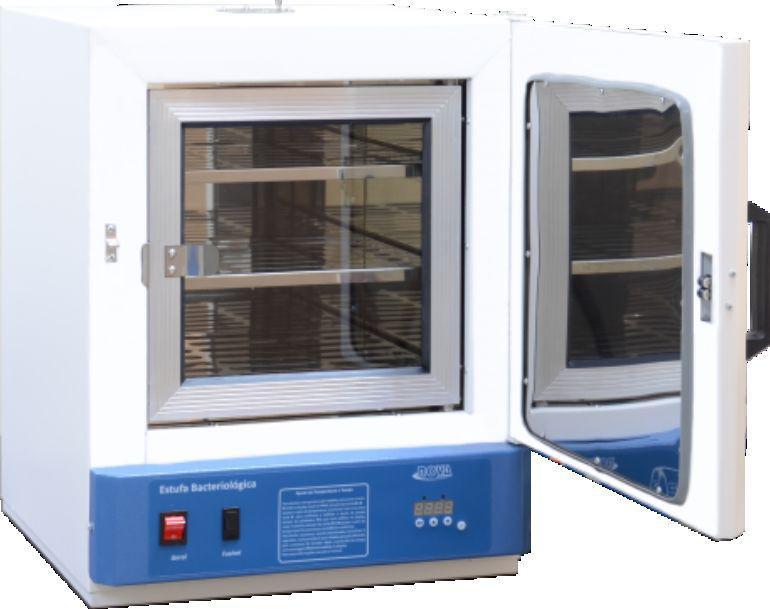 Estufa de cultura bacteriologica 150 litros